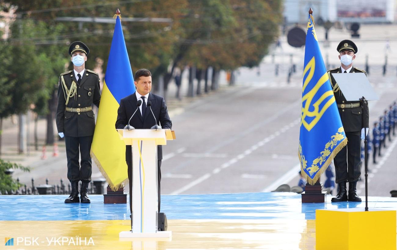 Украина отмечает 29-ю годовщину независимости: все подробности