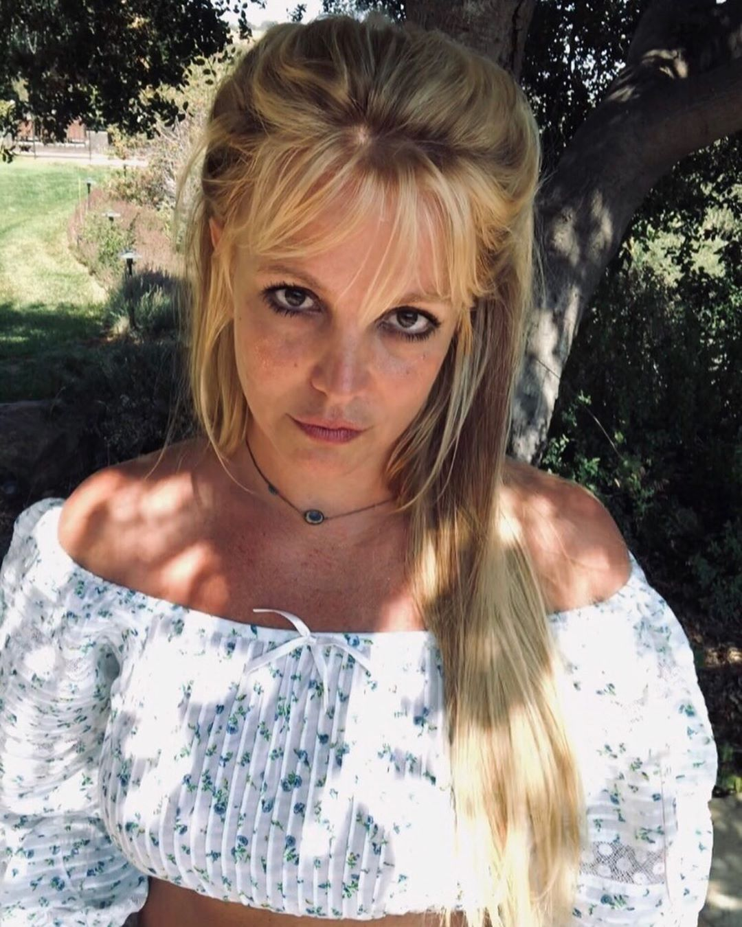 Никаких фильтров: 38-летняя Бритни Спирс очаровала натуральной красотой