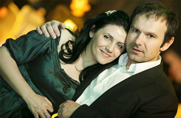 Вакарчук і Ляля Фонарьова на початку сімейного життя: історія кохання і рідкісні фото