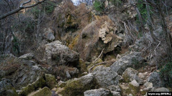 В Крыму исчез красивейший водопад: появились печальные фото