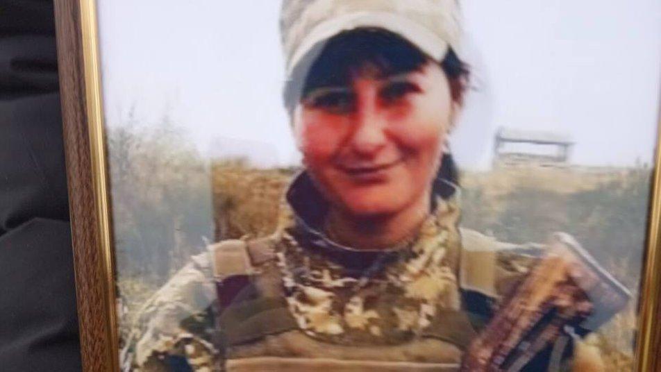 На Донбассе погибла 29-летняя военнослужащая: осиротели две девочки