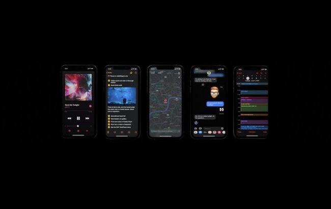 Операционная система iOS13