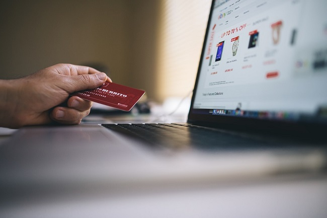 Онлайн-шопинг в Черную пятницу