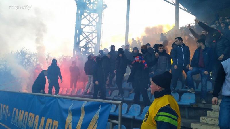 «Динамо» вприсутствии Порошенко переиграло «Мариуполь»