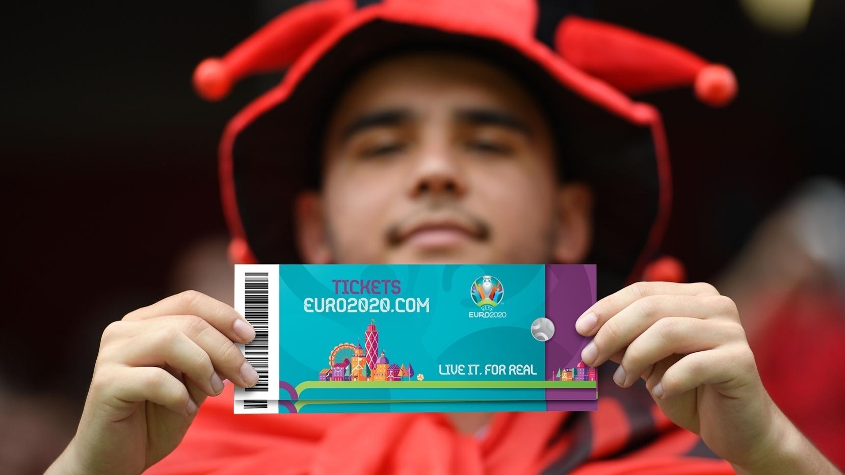 Євро-2020: міста-господарі, матчі України та квитки