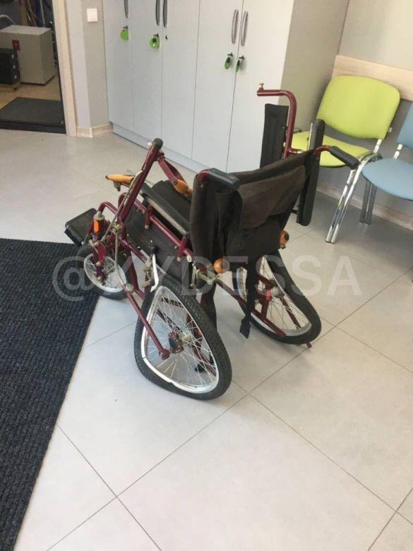 В Одесі у приватній клініці жінку засмоктав апарат МРТ разом з інвалідним візком
