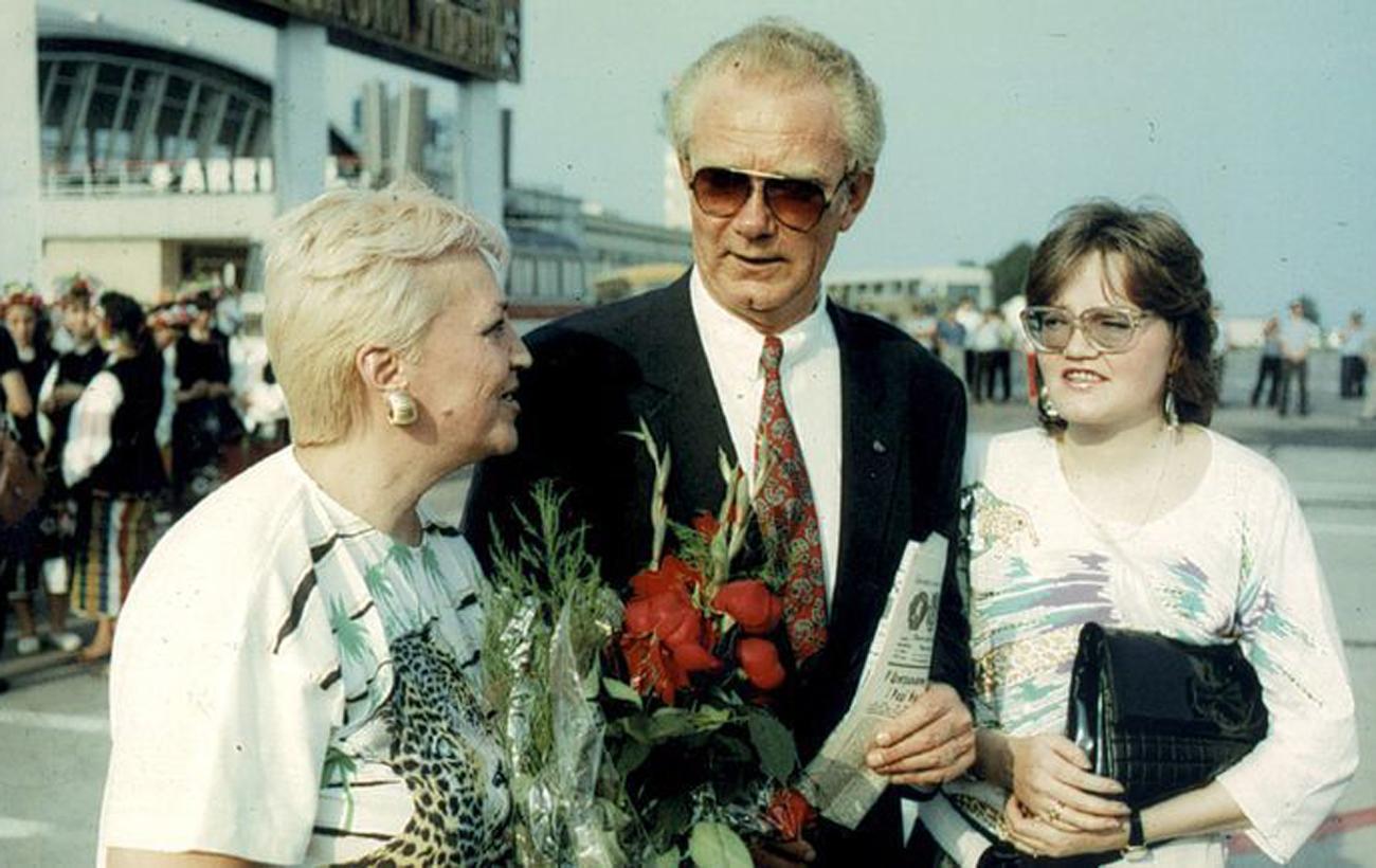 Была частью динамовской семьи: умерла вдова Валерия Лобановского