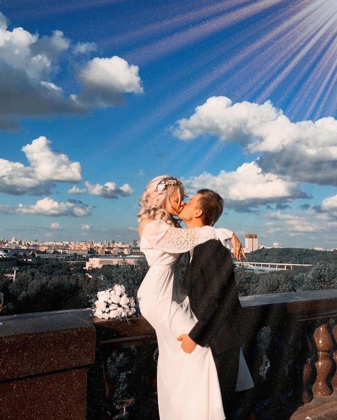 Алина Гросу вышла замуж: первые фото со свадьбы