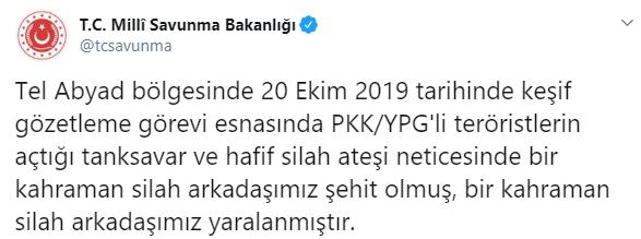 В Турции сообщили о потерях среди военных в Сирии
