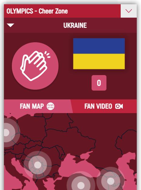 На сайті Олімпіади-2020 Крим відділили від України. МЗС розбирається