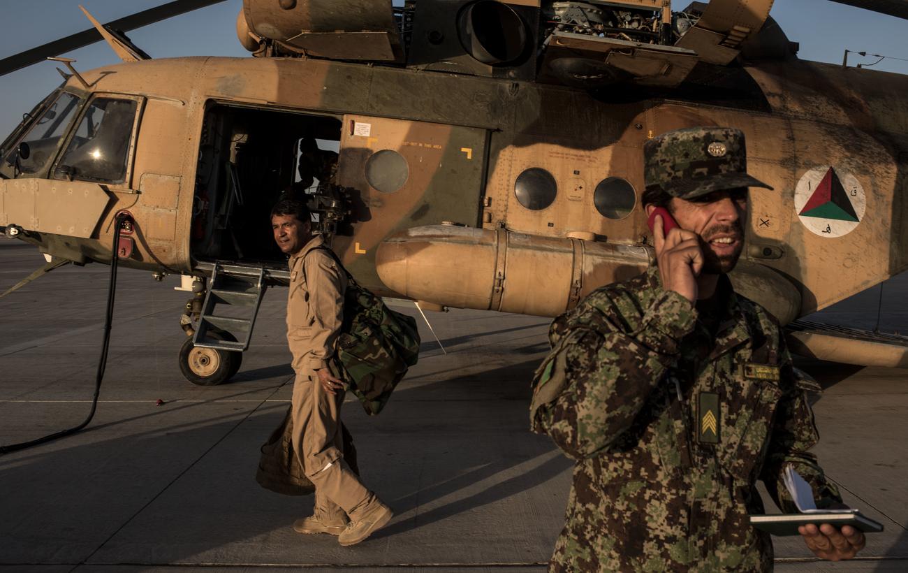 Двадцать лет спустя. Почему США проиграли войну в Афганистане и что будет дальше