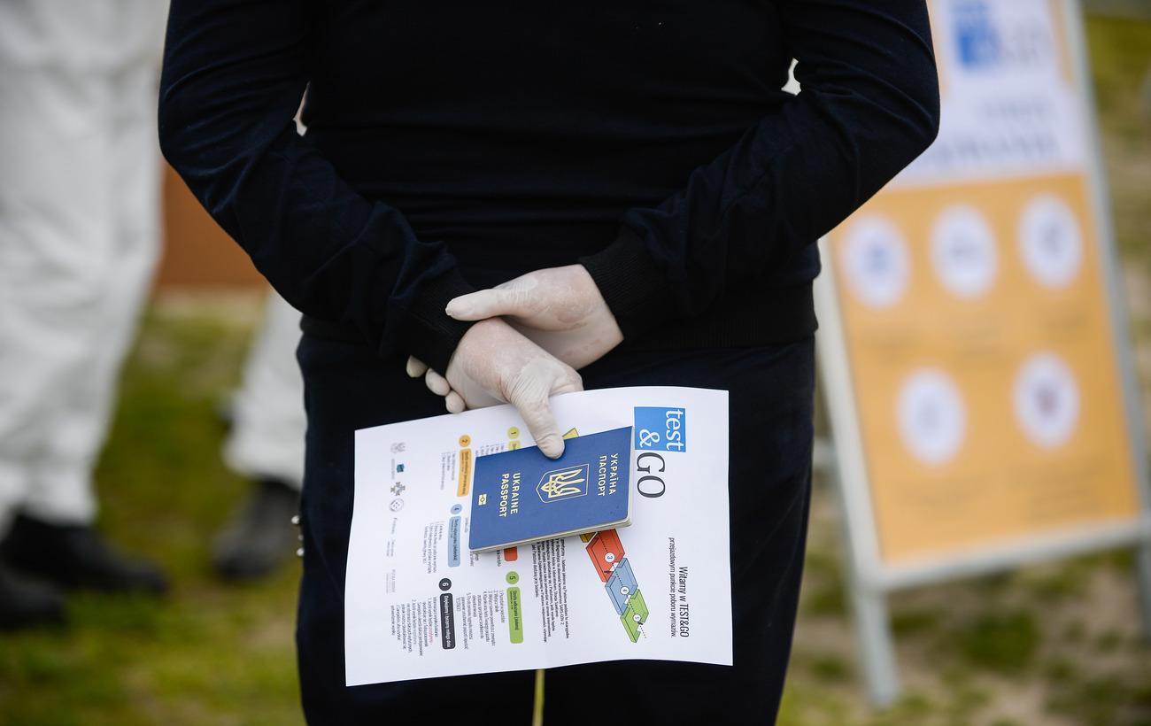 Границы дозволенного. Что дадут ковид-сертификаты в Украине и ЕС