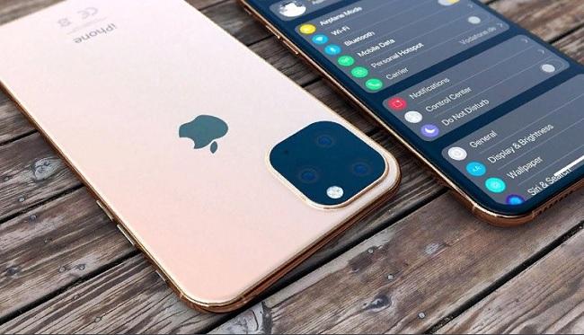 Прототип нового iPhone 11