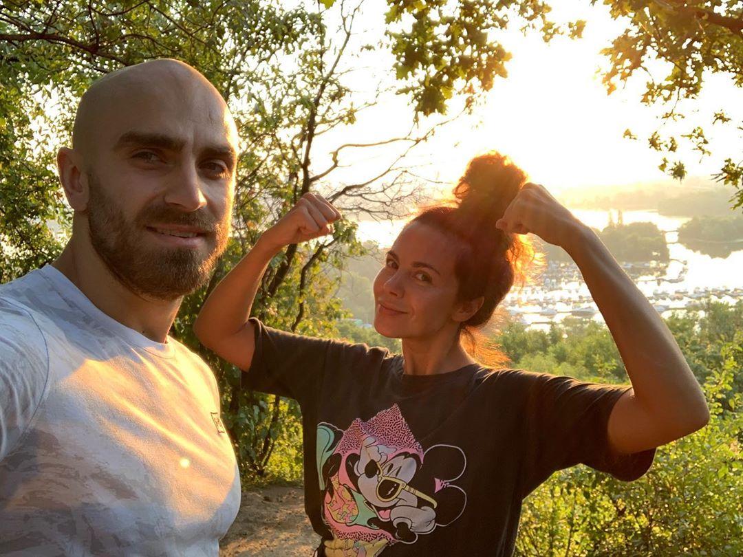 """""""Какой это кайф"""": Каменских вызвала восторг в сети утренней пробежкой и рассветом"""