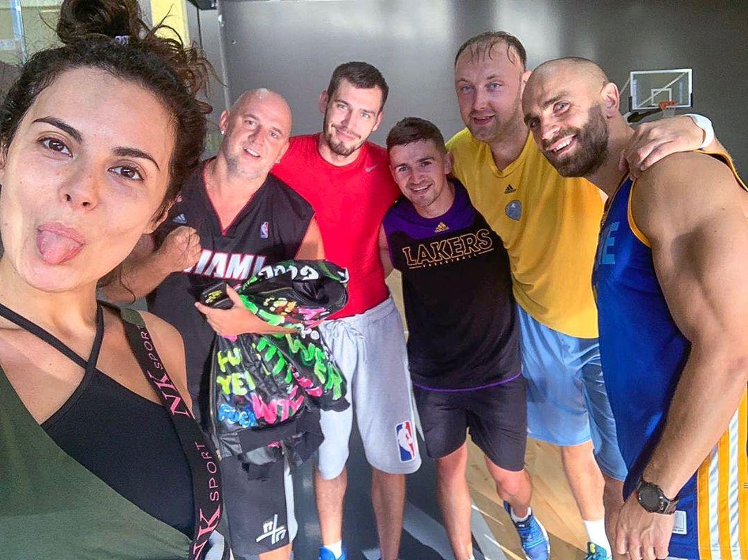 Природжена баскетболістка: Каменських вразила спортивним досягненням