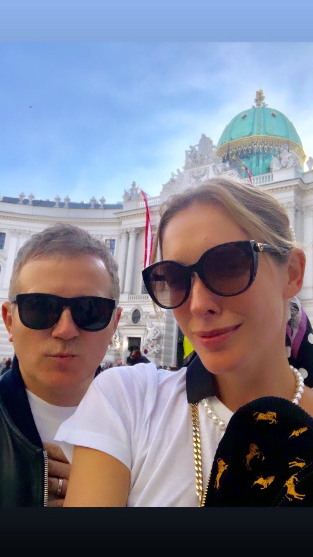 Віденські канікули: Осадча в Австрії поставила Горбунова перед непростим вибором