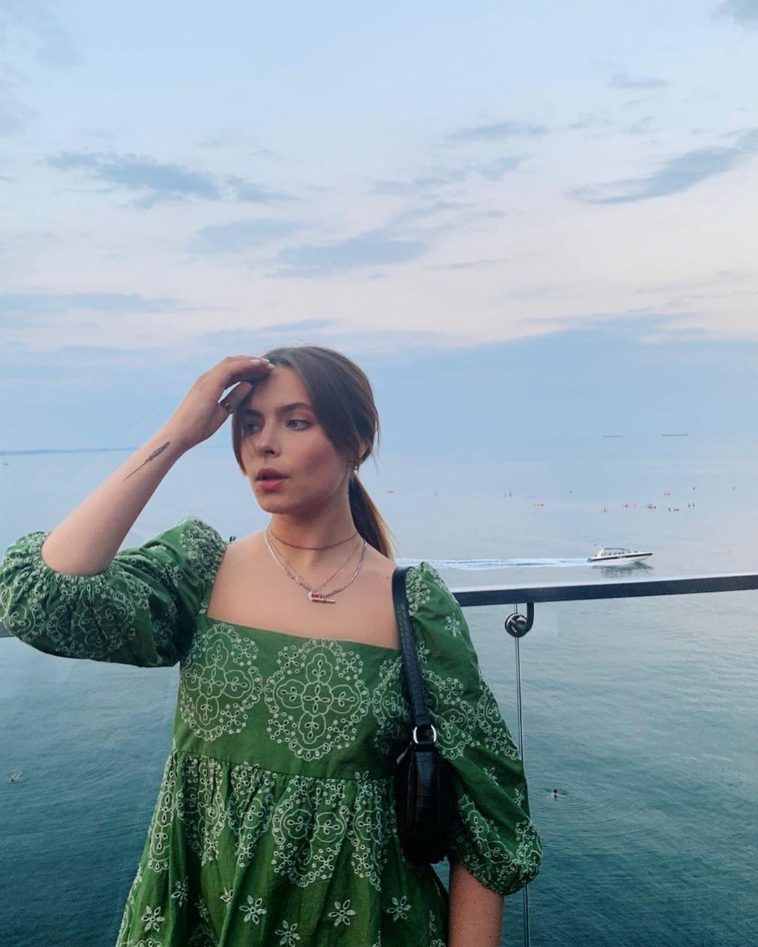 Та сама принцеса: дочка Олени Кравець захопила новим фото на відпочинку