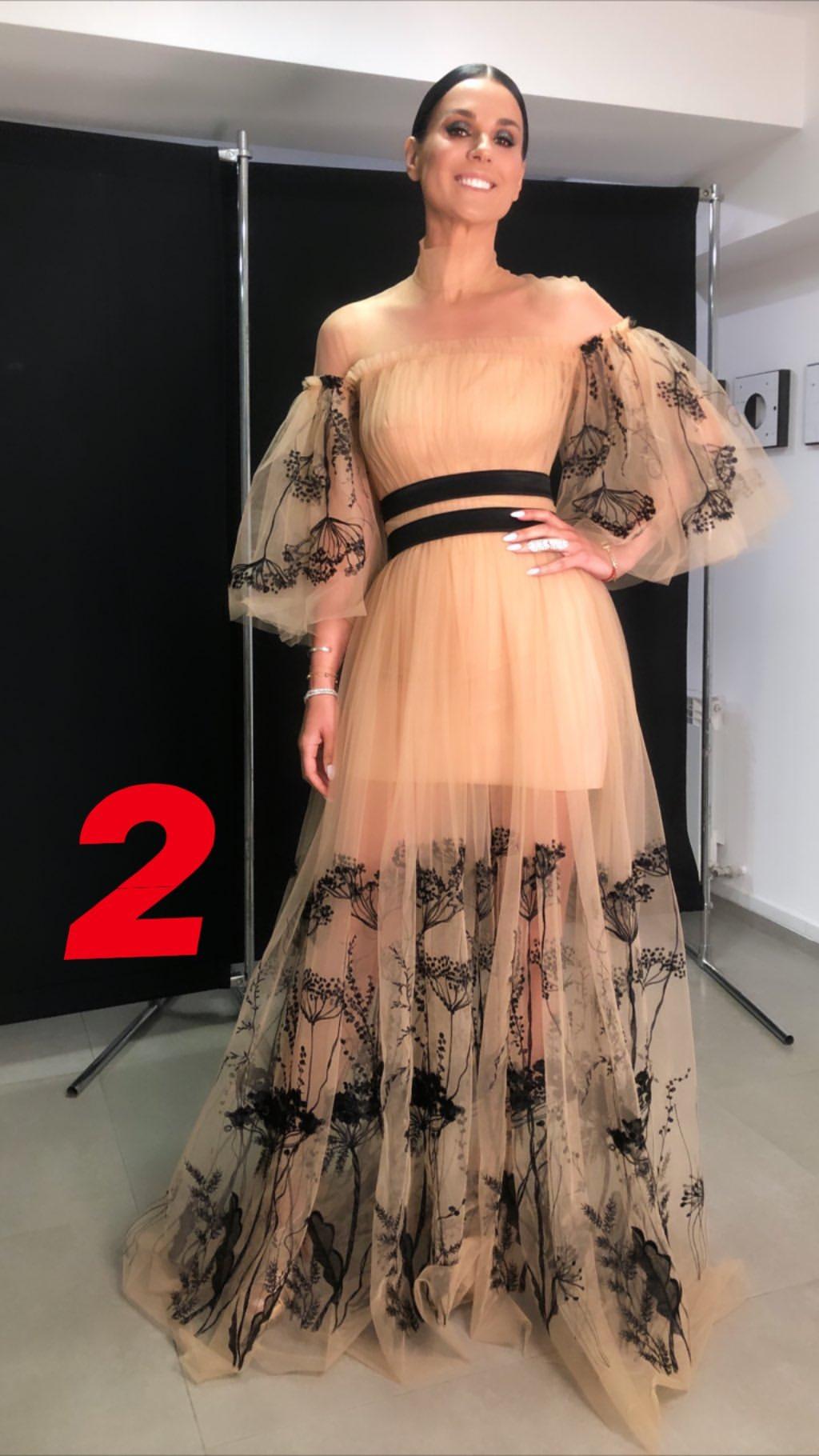 Идеальный вкус: Маша Ефросинина очаровала изысканным прозрачным нарядом