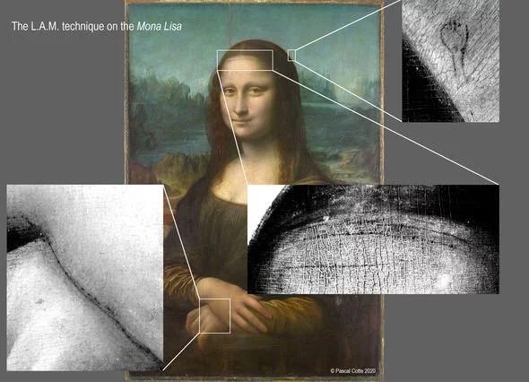 Скрытый рисунок под изображением Моны Лизы: ученые сделали важное открытие (фото)