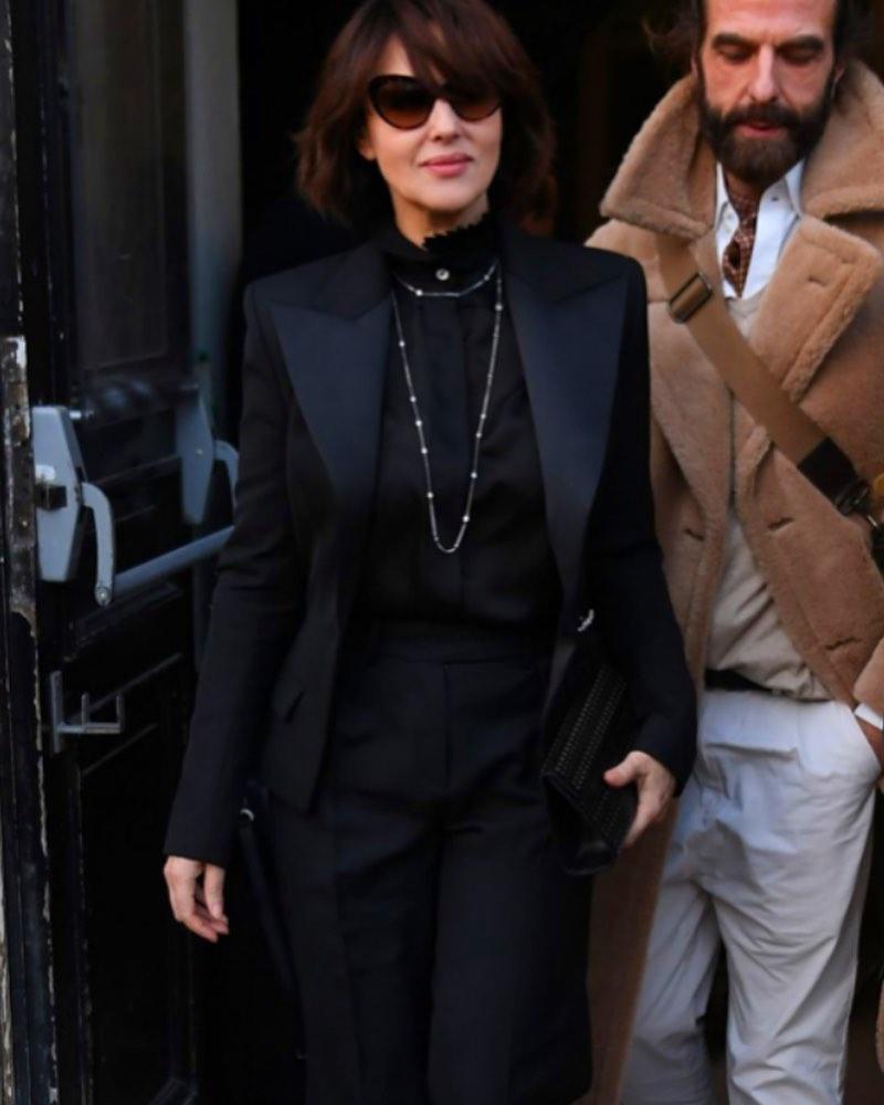 Она совершенна! Моника Беллуччи восхитила идеальной фигурой в роскошном платье
