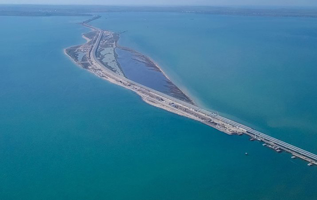 Пошел обратный отсчет: в РФ назвали дату разрушения Крымского моста