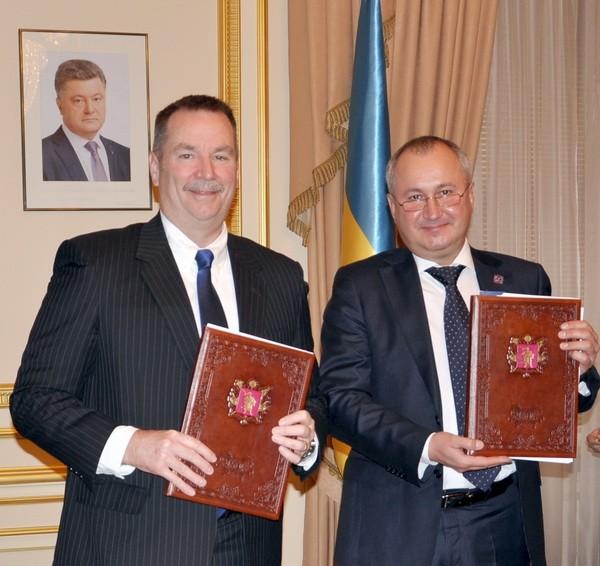 СБУ иНАТО подписали соглашение обохране секретной информации