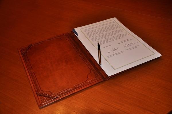 СБУ иНАТО подписали соглашение поохране секретной информации