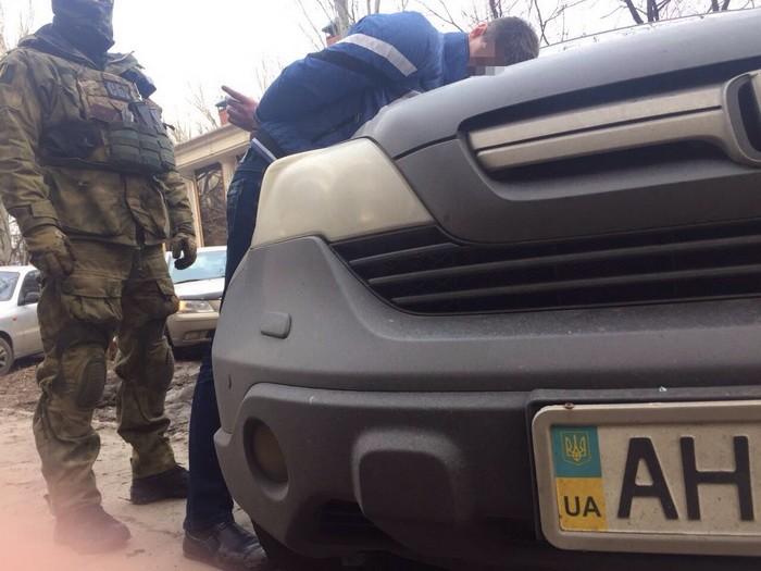 ВХерсонской области деловые люди финансировали главарей «ДНР»