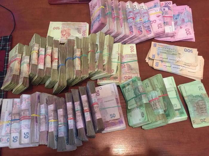 НаХерсонщине навзятке задержали директора государственного лесхоза