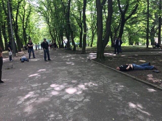 ВРовно навзятке задержали двоих полицейских— СБУ