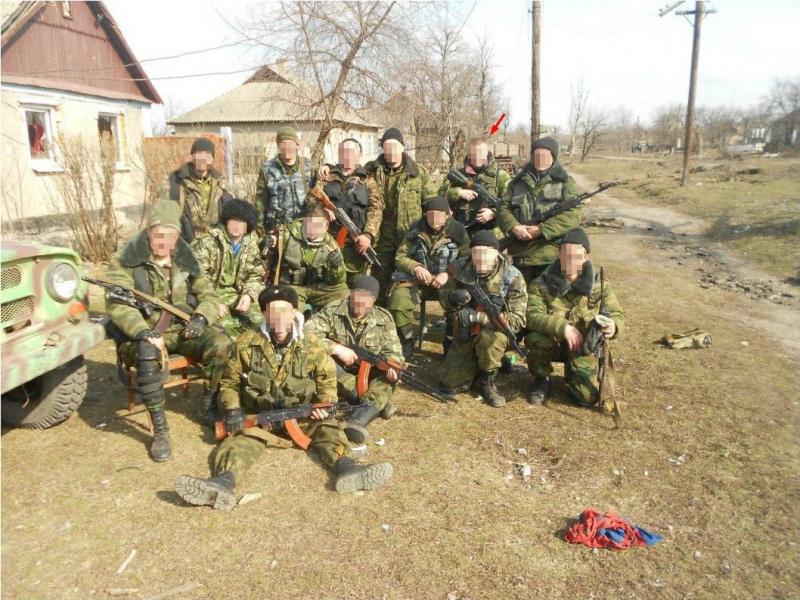 НаХарківщині спіймали бойовика «ЛНР»