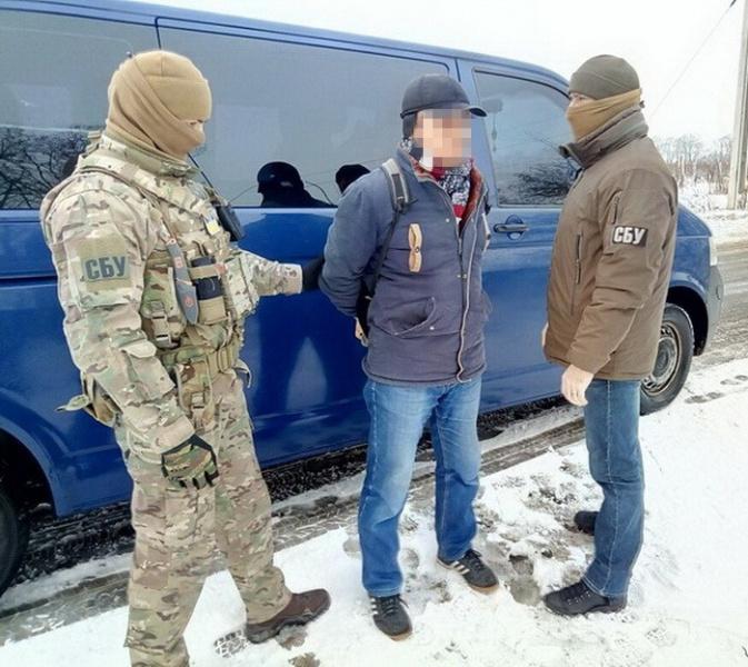 СБУ задержала узбека, объявленного вмеждународный розыск заэкстремизм