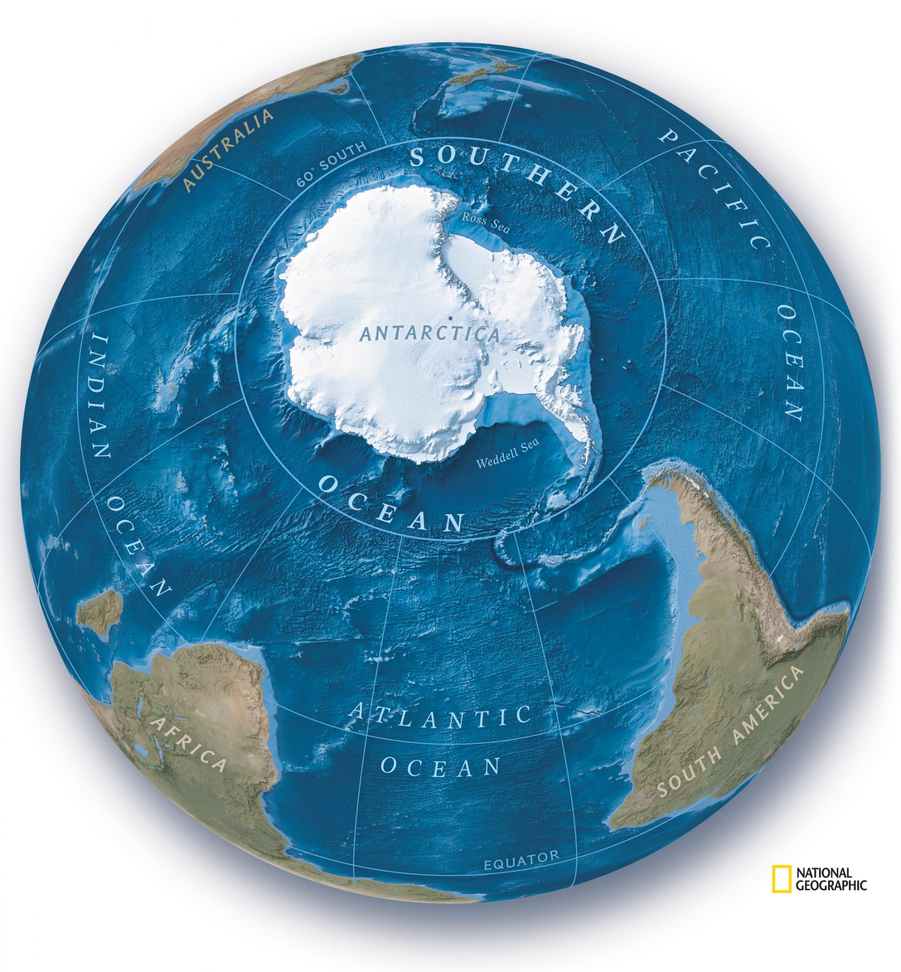 National Geographic визнав існування нового океану