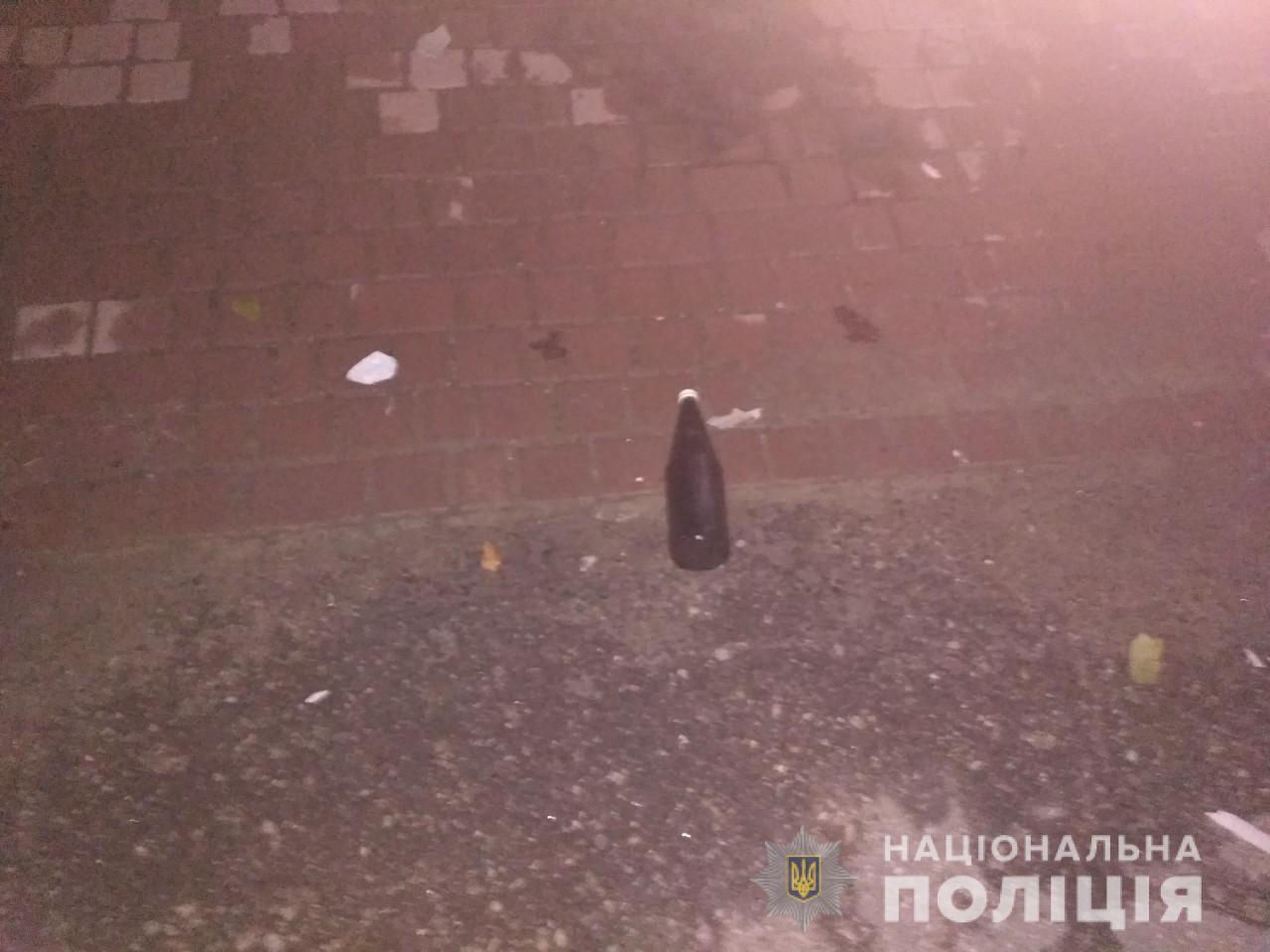 У Херсонській області підпалили будинок суддів