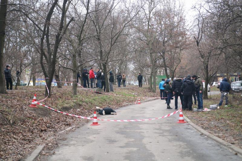 УДніпрі розстріляли чоловіка— поліцією оголошено план «Сирена»