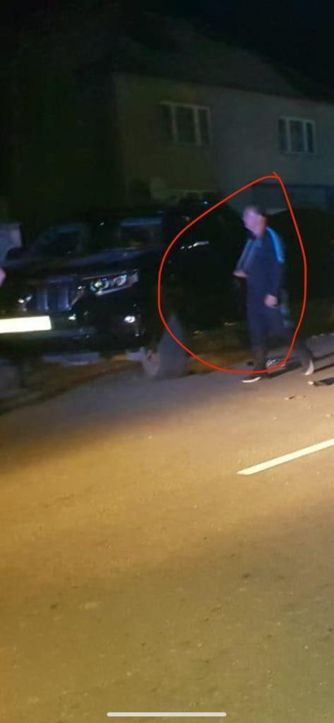 На Закарпатье депутатсбил насмерть 19-летнего мотоциклиста: что известно (фото)
