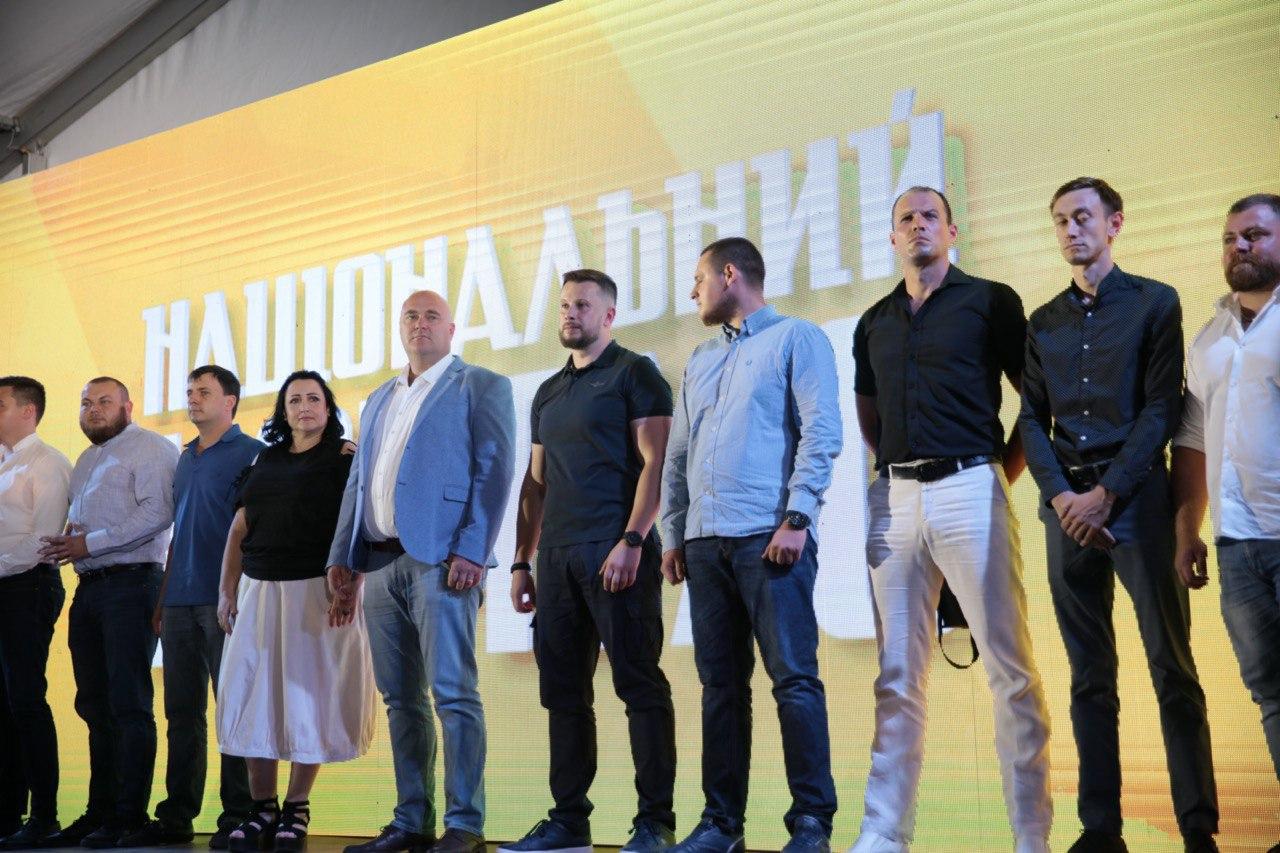 Билецкий заявил о решении Нацкорпуса участвовать в местных выборах