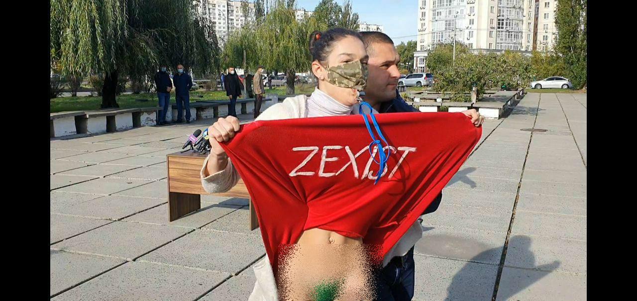 Вам не цікава моя відповідь: Зеленський образився на журналістів (відео)