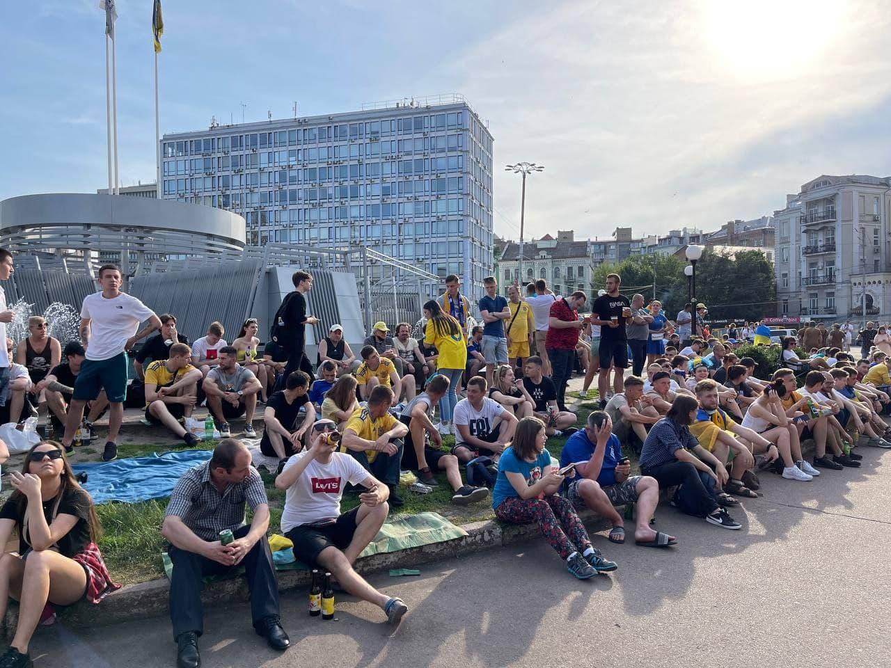 Україна - Австрія: реакція мережі на непростий матч