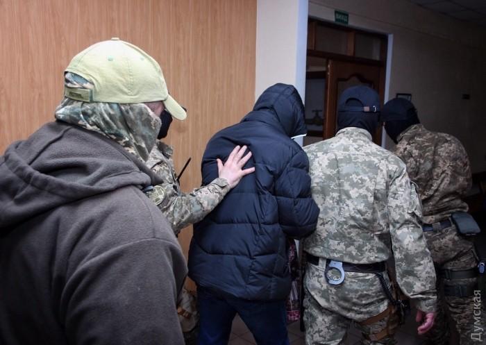 Приморский суд арестовал организатора похищения Гончаренко