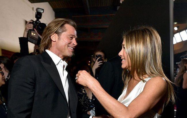 Брэд Питт и Дженнифер Энистон вновь сблизились - актера стали замечать в доме экс-супруги | РБК Украина