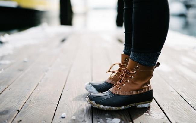 Зима на пороге: как выбрать теплую и непромокаемую обувь