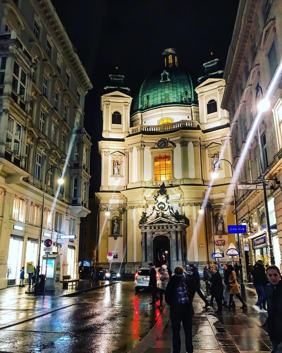Соломия Витвицкая показала фото предрождественской Вены ...