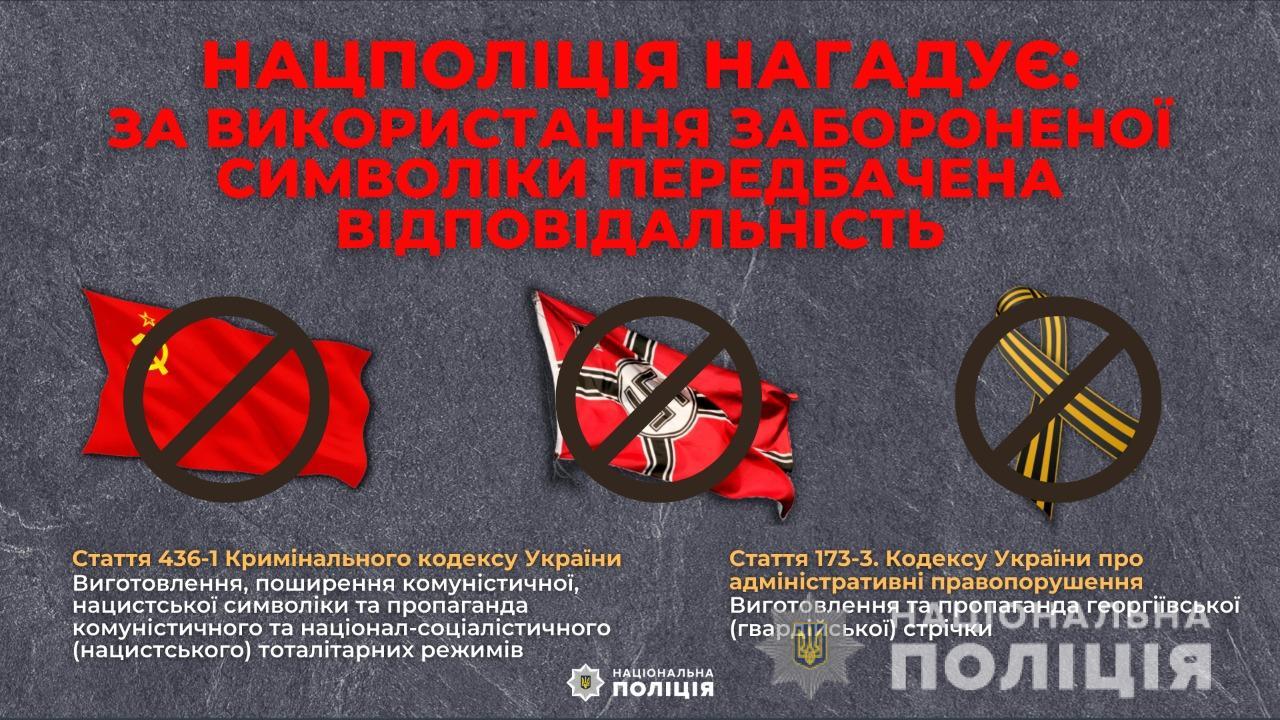 Штрафы и до 5 лет тюрьмы: за какую символику наказывают в Украине
