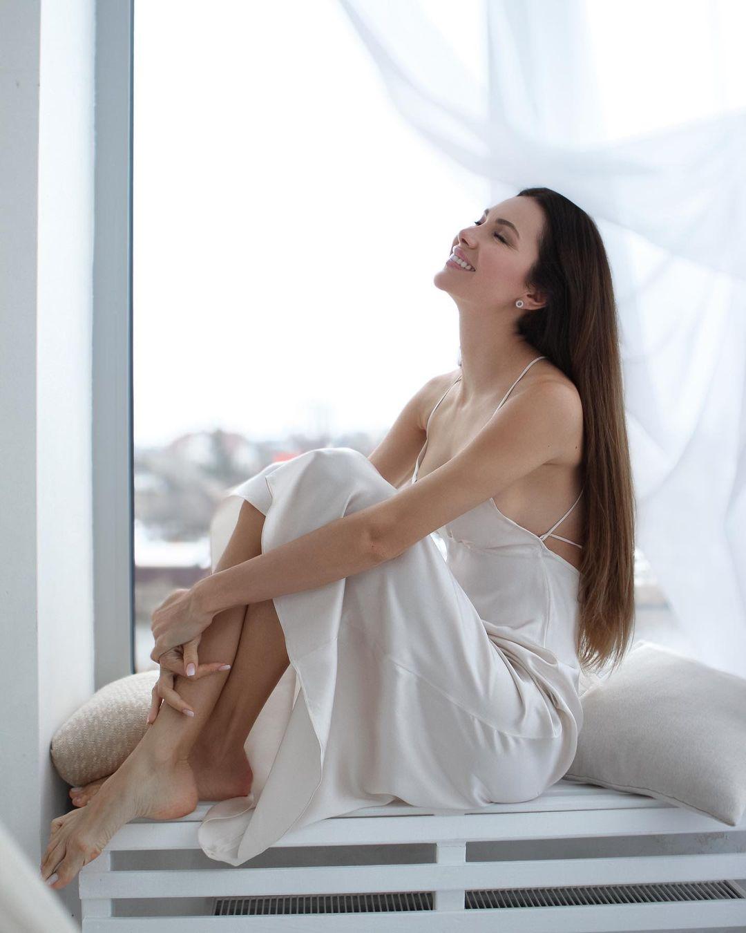 Фото красуні, яка представить Україну на Mrs. International 2021: вона - багатодітна мама