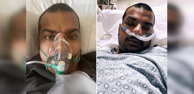 Від коронавірусу помер 34-річний блогер, який заперечував COVID-19 і вакцинацію