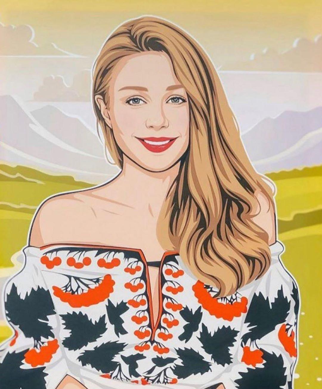 """""""Найкрасивіша україночка"""": Тіна Кароль оригінально привітала з Днем вишиванки"""
