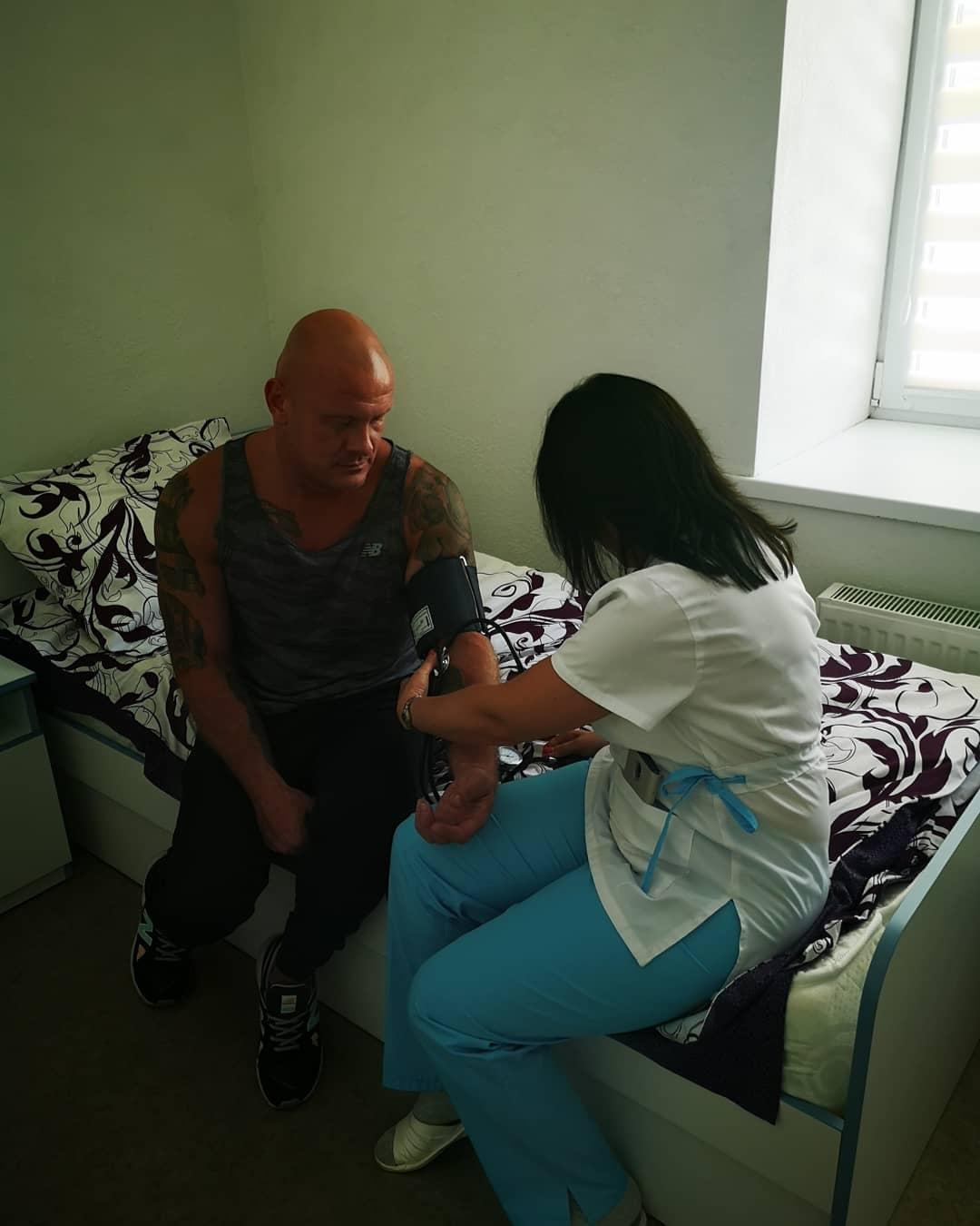 Відомий український боксер екстрено госпіталізований: що відомо
