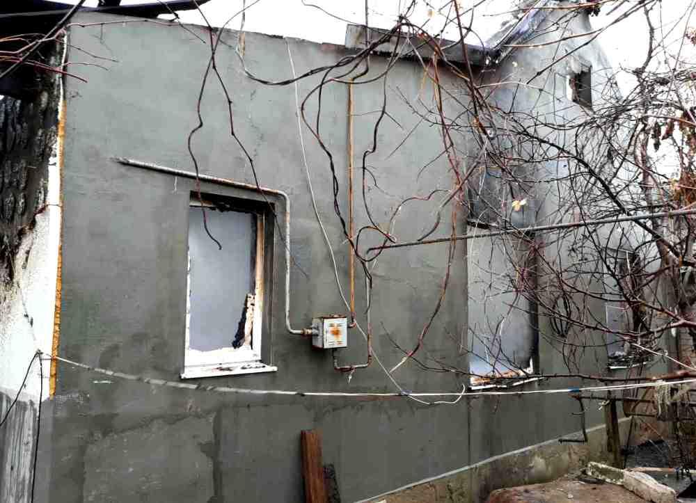 ВОдесской области взорвался дом: погибли двое людей