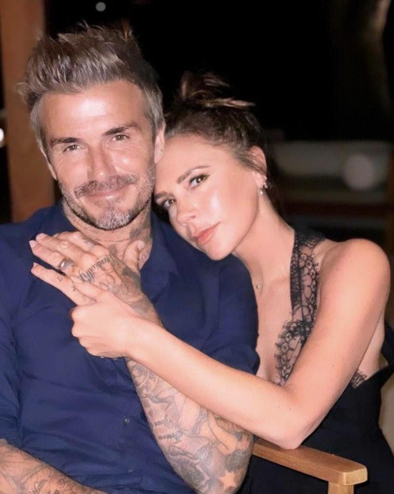 Ідеальна пара: Вікторія Бекхем показала ніжне фото з чоловіком на честь його 46-річчя